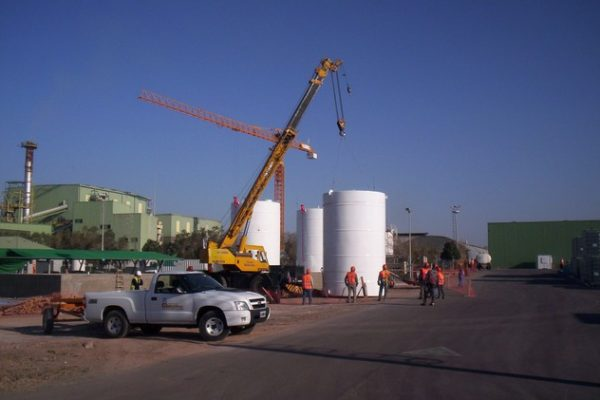 tanques verticales deposito gas-oil 70.000 ltrs